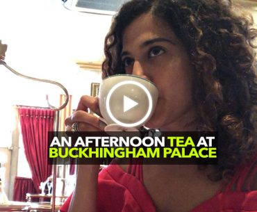 Travel Tales With Kamiya Jani Ep 8 | An Afternoon Tea At Buckhingham Palace