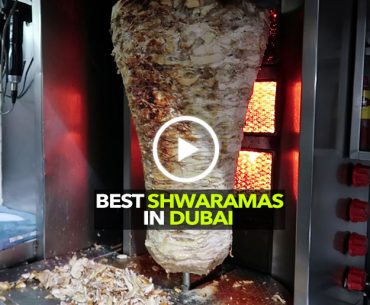 Al Mallah Cafeteria In Dubai Is Famous For Its Delicious Shawarma