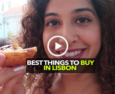 Travel Tales With Kamiya Jani Ep 3 | Best Things To Buy In Lisbon