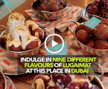 Indulge In Nine Different Flavours Of Lugaimat At This Place In Dubai