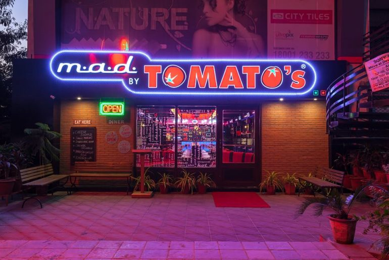 Take A Peek Inside Ahmedabad's Themed Restaurant – M.A.D