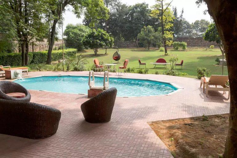 This Farm Villa Near Delhi NCR Is Perfect For A Quick-Getaway