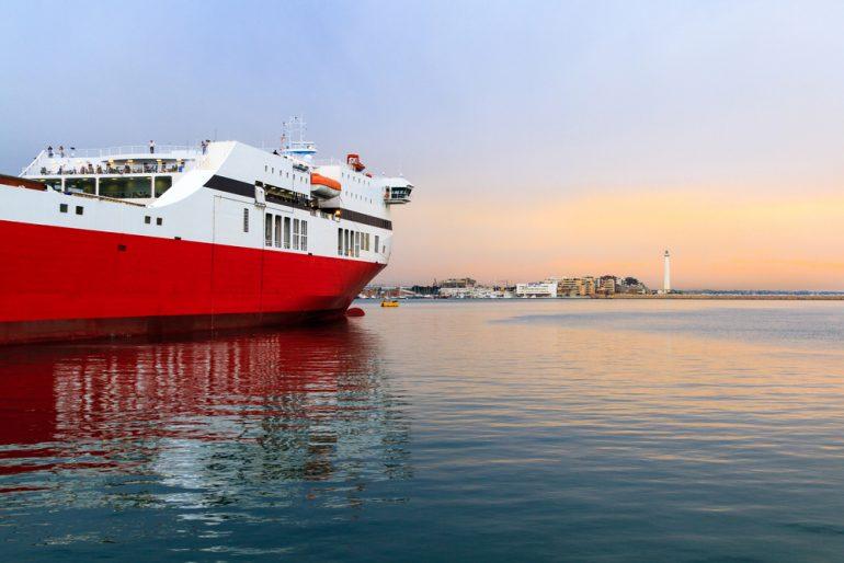 Ro Ro Ferry