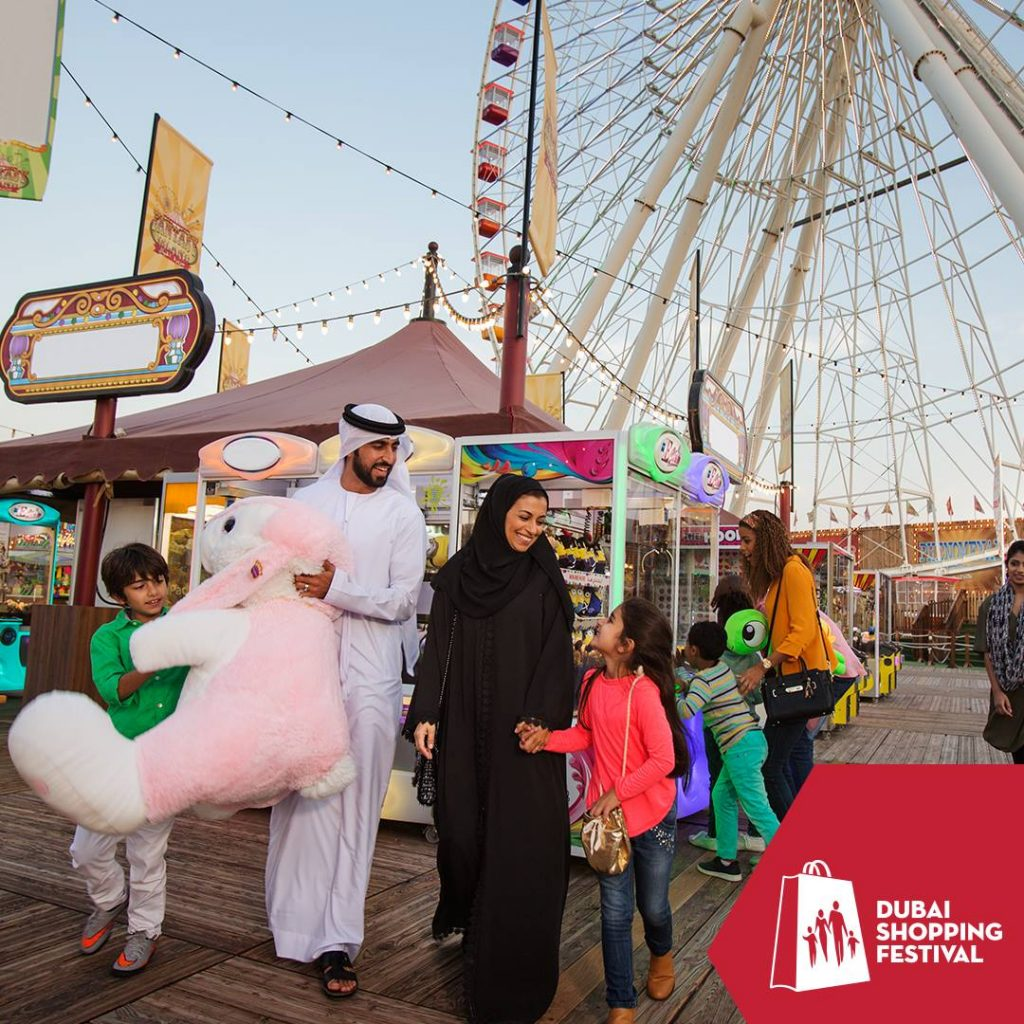 Dubai Shopping Festival Is Back With A Bang | Curly Tales