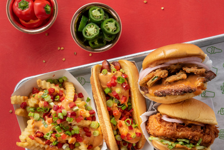 Shake Shack Is Spicing Things Up With Their New Menu