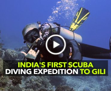 India's First Scuba Diving Expedition To Gili