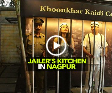 Have A Meal In Nagpur's Jail Themed Restaurant