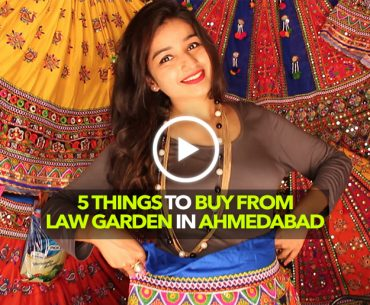 5 Things You Can Buy From Law Garden In Ahmedabad