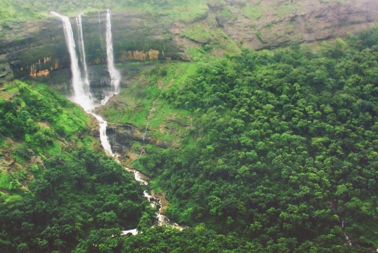 Head To Kataldhar Waterfalls For A Weekend Getaway In Lonavala