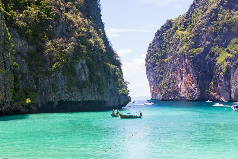 Maya Bay In Thailand Shuts Down Indefinitely Due To Over-Tourism