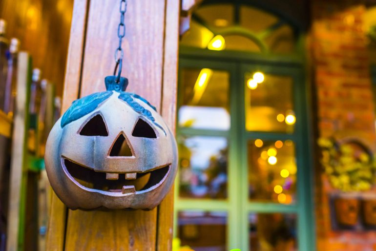 West Delhi Gets It's First Haunted-Themed Restaurant