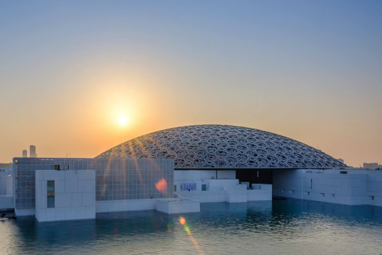 Louvre Abu Dhabi Now Comes Under One Of Seven Urban Wonders Of The World