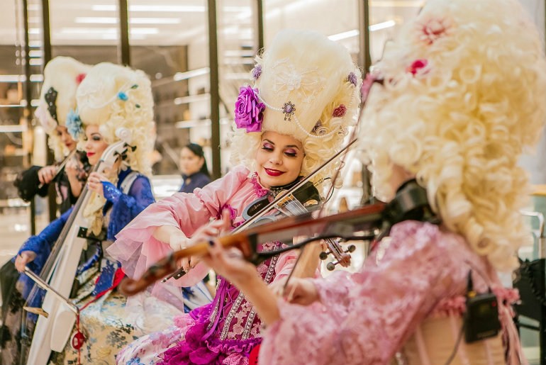 Venetian Themed Street Fest Is Coming To Dubai