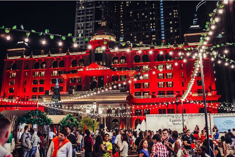 Christmas Market 2018 At Habtoor Palace Is Back