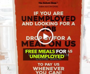 This Restaurant In Dubai Serves Free Meals To The Unemployed