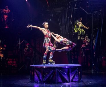 Experience The Best Of Entertainment With Cirque du Soleil's Debut In India