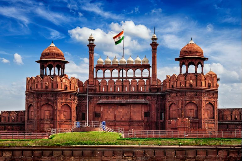 Red Fort Is All Set For A Major Revamp