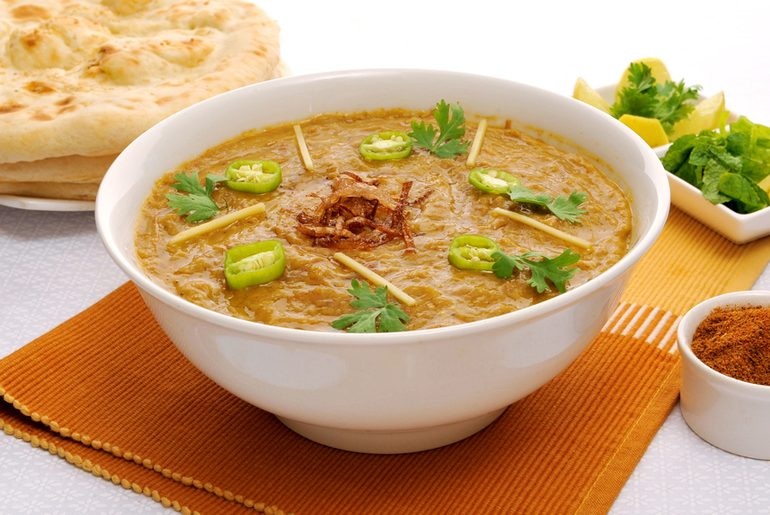 Head To Cafe 555 For One Of The Best Haleem In Hyderabad