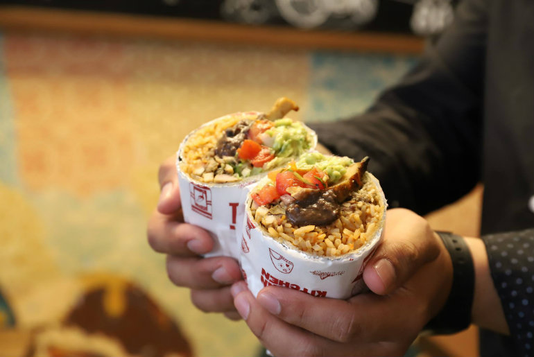 This Mexican Joint In Dubai Is Giving 1,000 Free Burritos On National Day