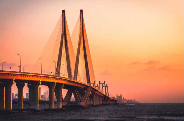 Bandra Worli Sea Link - Mumbai
