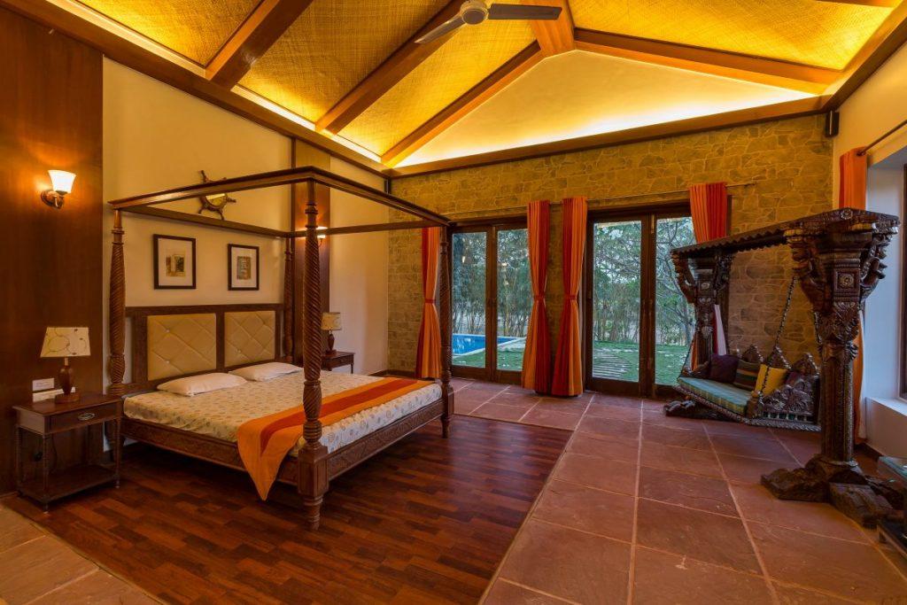 SaffronStays 9 Palms Villa in Alibaug