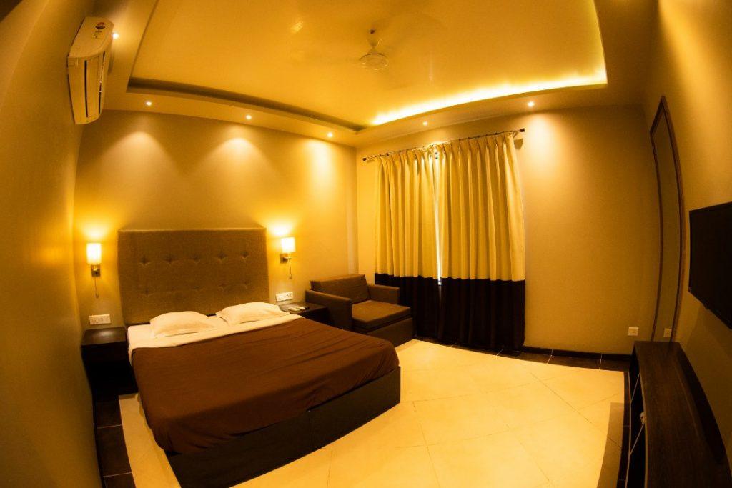 Rooms at Paradise Funland