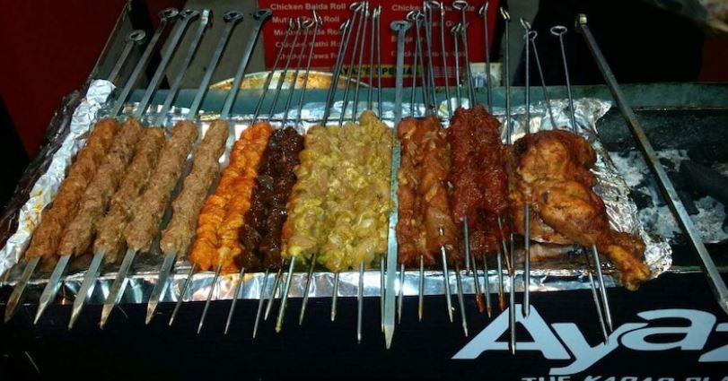 Ayaz kebab
