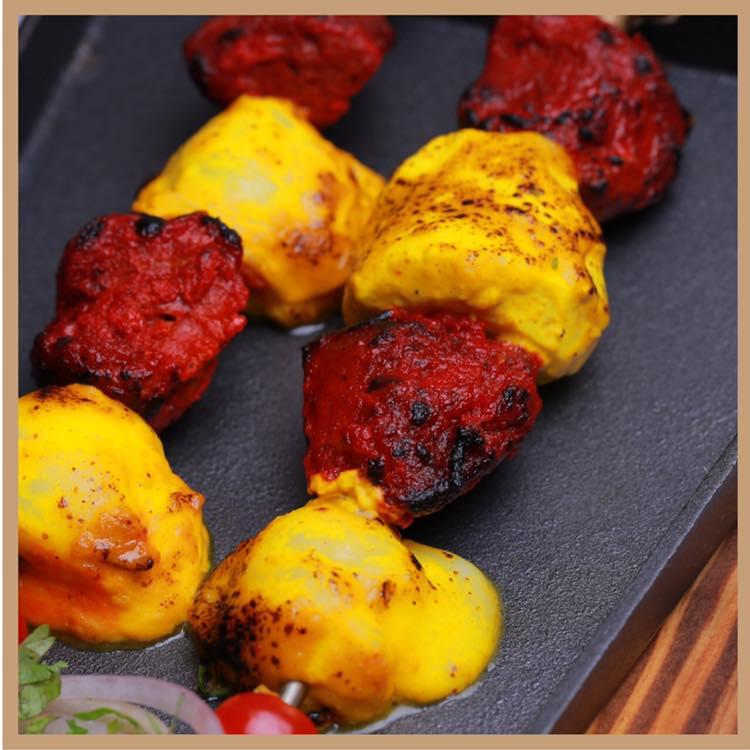 Ustaadi kebab