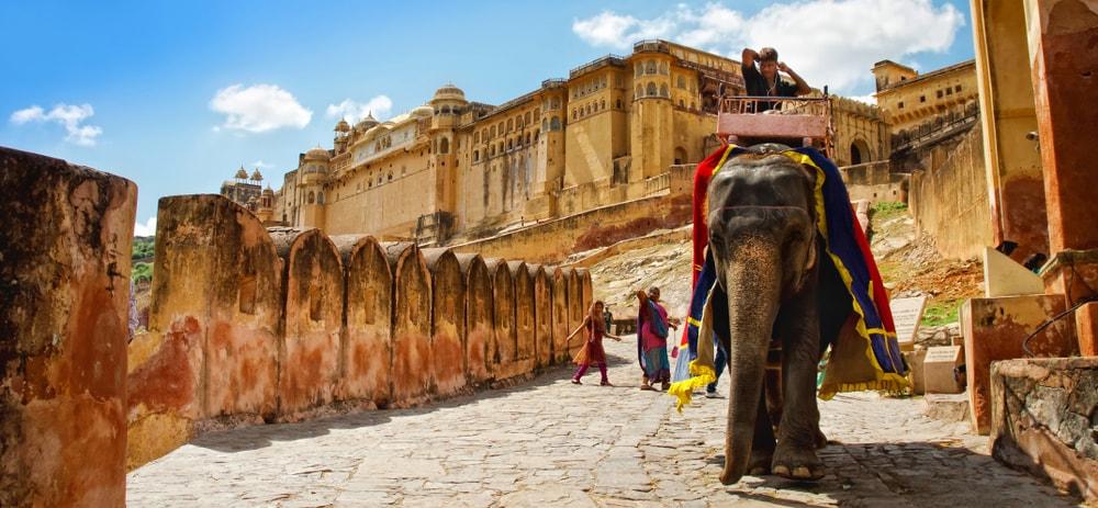 Amert Fort - Rajasthan