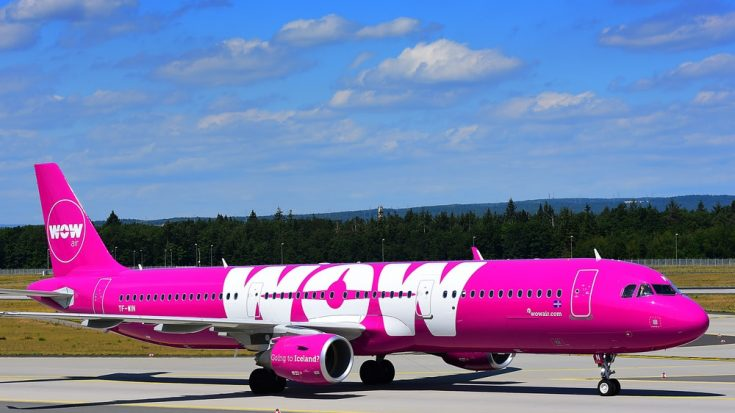 WOW Air offers free flights to people named Valentine