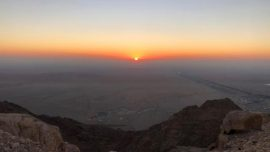 Credits: Jebel Hafeet Monument Facebook
