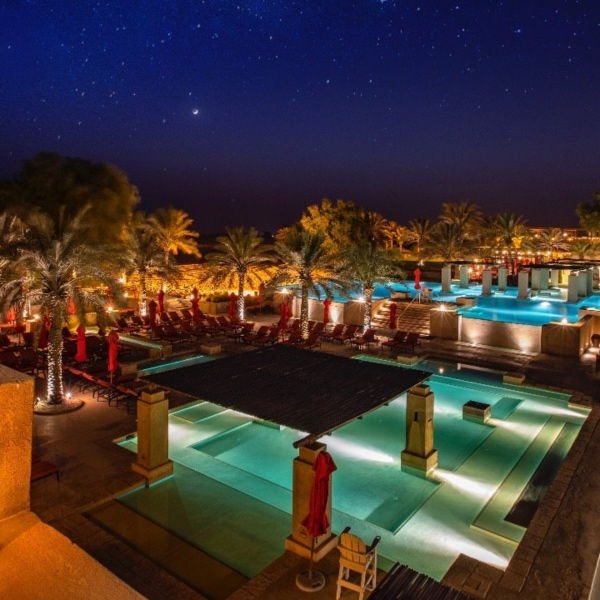 Credits: Bab Al Shams Desert Resort and Spa Facebook