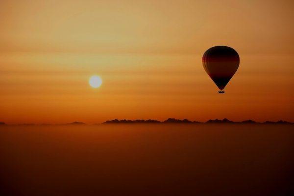 Credits: Hot air balloon Facebook