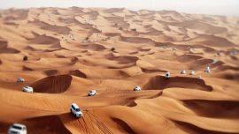 Credits: Desert Safari Dubai Facebook