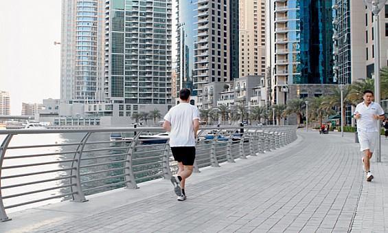 Credits: Dubai Marina Mall Facebook