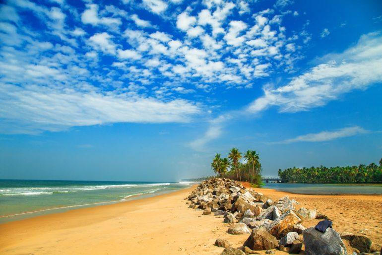 Kappil beach, Kerala