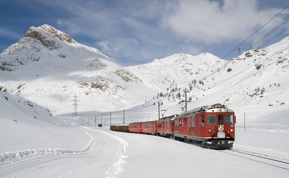 New Delhi to Leh railway route