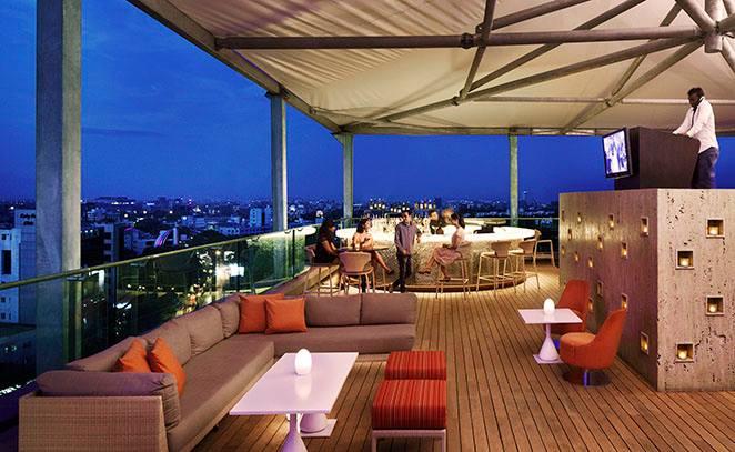 Evviva Sky Lounge