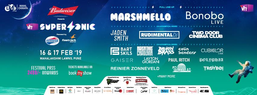 Vh1 Supersonic 2019