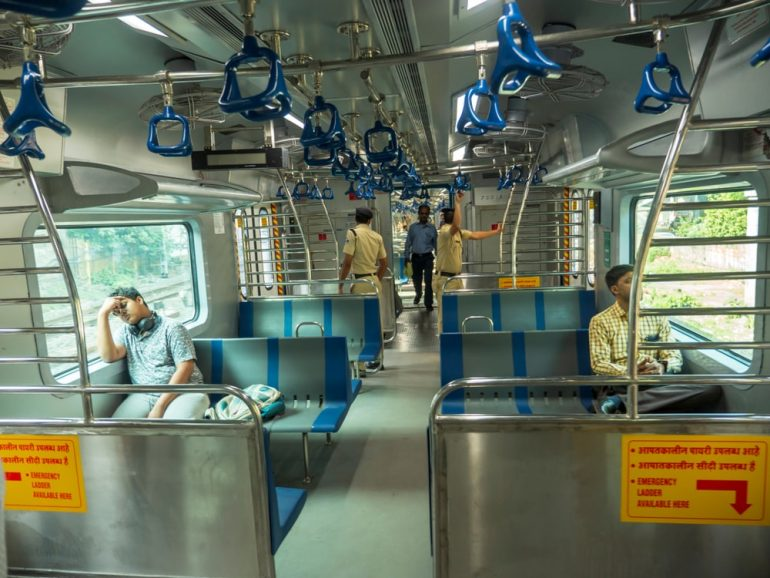 AC Local - Mumbai