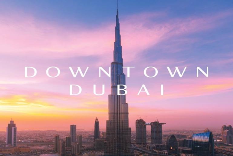 Credits: Downtown Dubai Facebook