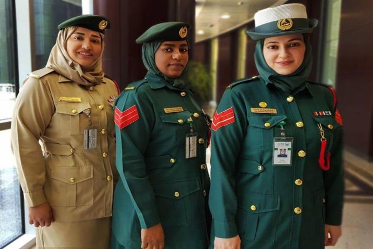 Credits: Dubai Police Facebook