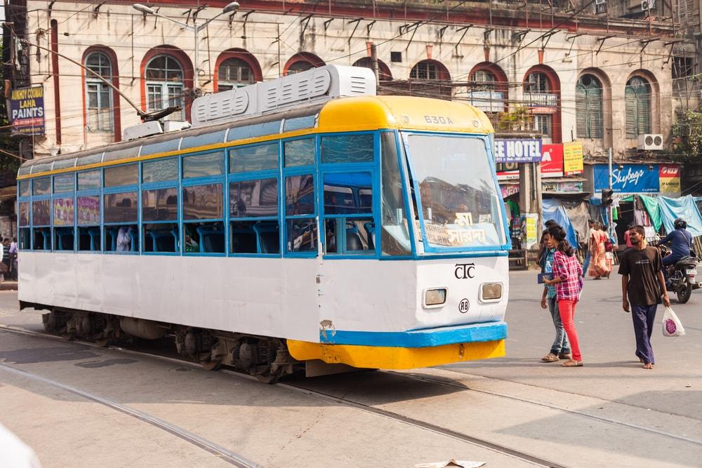 Mumbai tram
