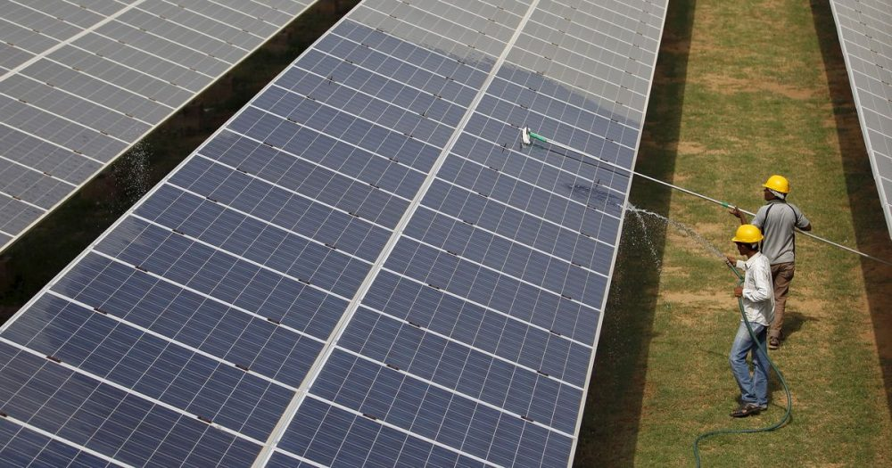 solar panels telangana