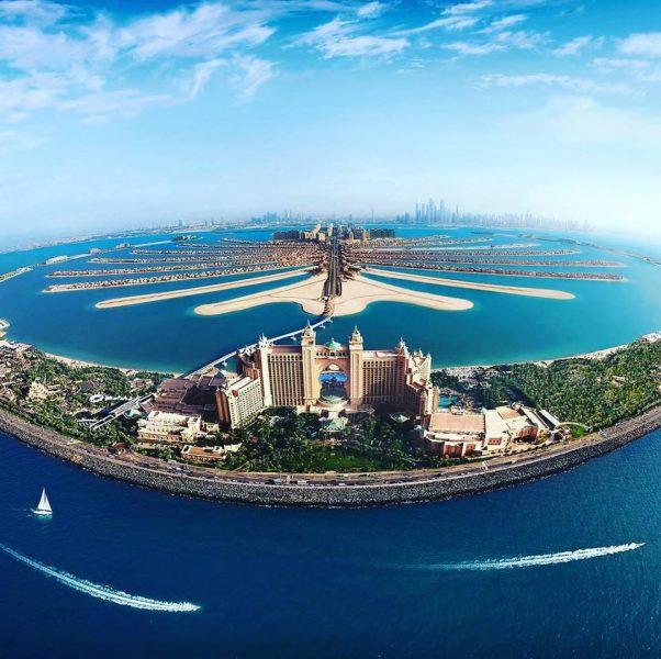 Credits: Palm Jumeirah Dubai Facebook