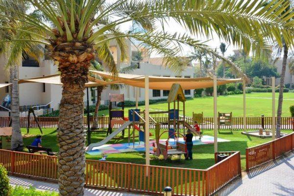 Credits: Hilton Al Hamra Beach & Golf Resort Facebook