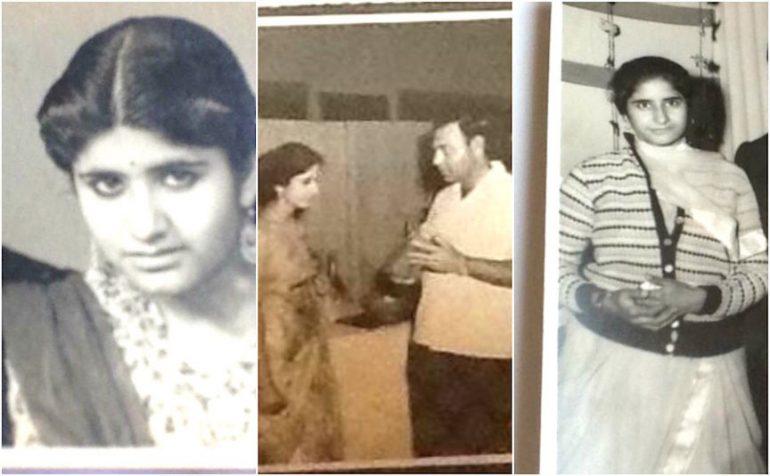 Reena Varma, daughter, Sonali Varma Khullar