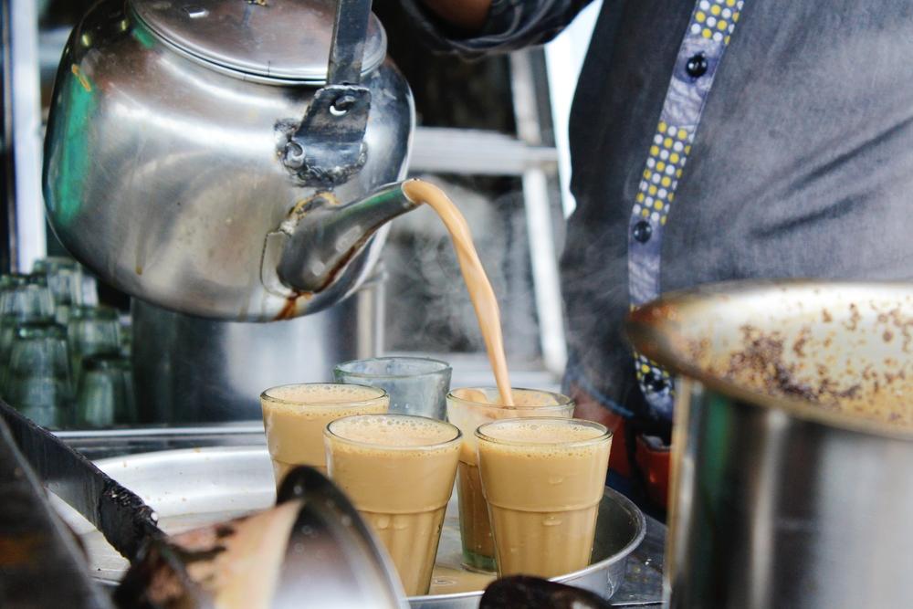 Jaipur, tea