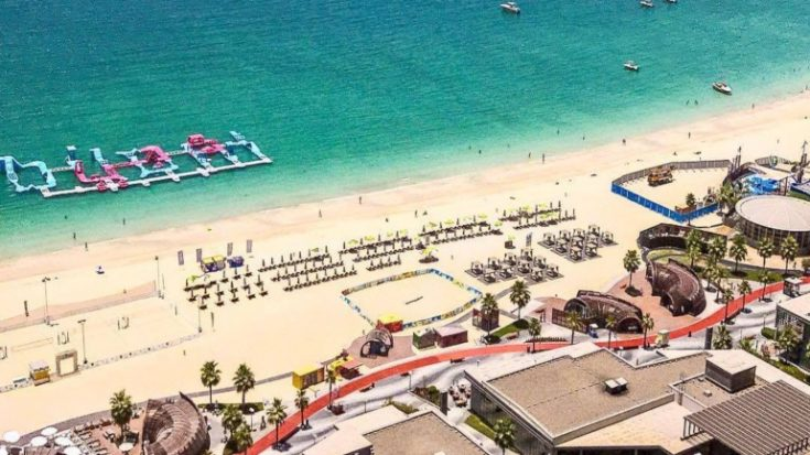Credits: The Beach Dubai Facebook