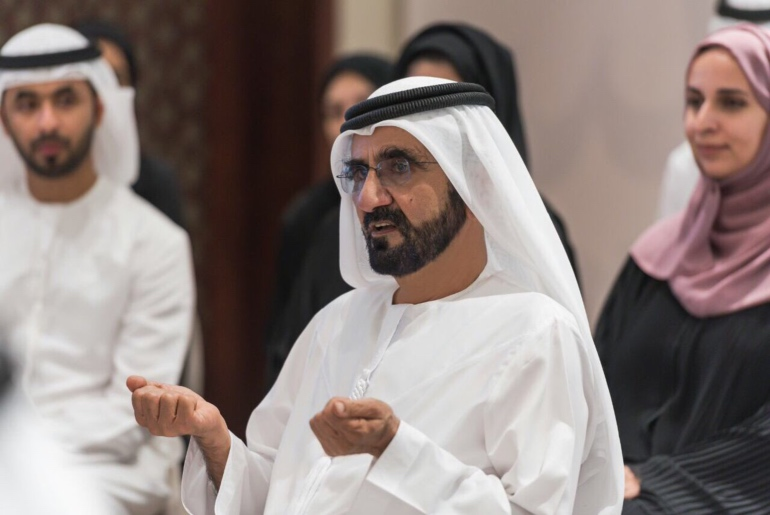 HH Sheikh Mohammed Covers Medical Expenses Of A British Expat